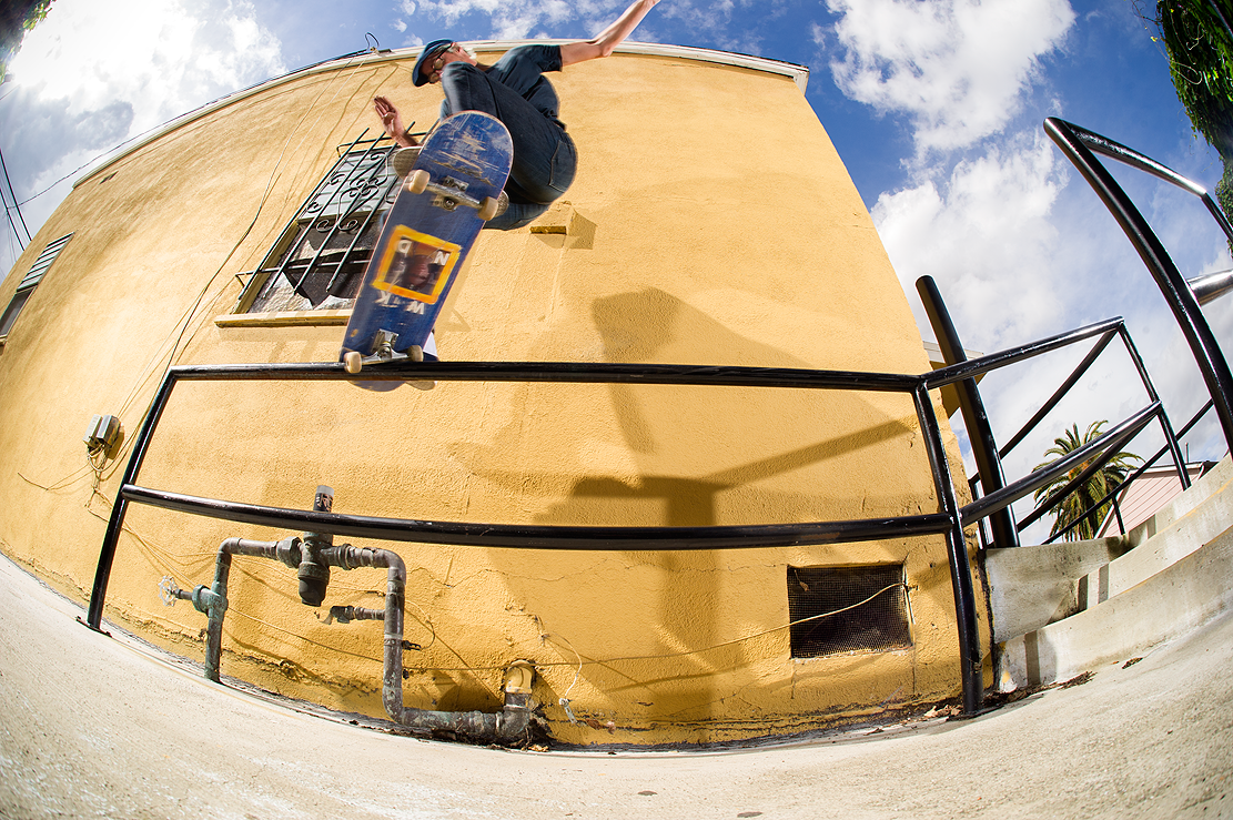 Johan Stuckey, Crook, Photo: Brent O'Donnell.